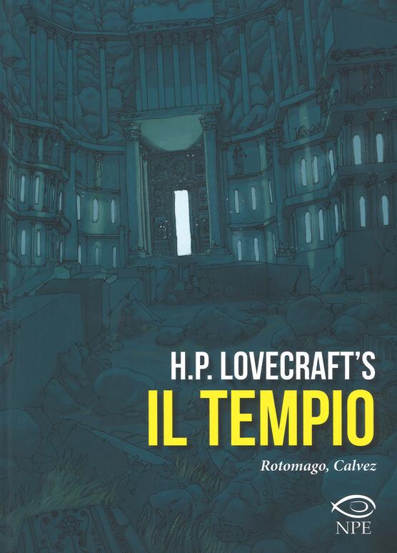 H.P. Lovecraft Il Tempio