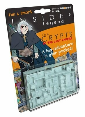 Inside Legend - The Crypts of the last vampire