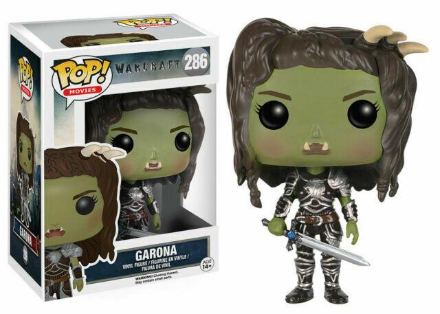 POP Funko - Warcraft 286 - Garona