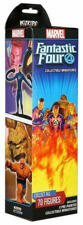 Fantastic Four Booster - Heroclix
