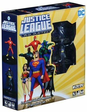 Heroclix - Justice League Unlimited- Starter Set