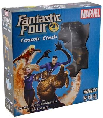 Heroclix - Fantastic Four Cosmic Clash- Starter Set
