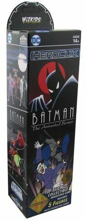 Batman The Animated series Booster HeroClix