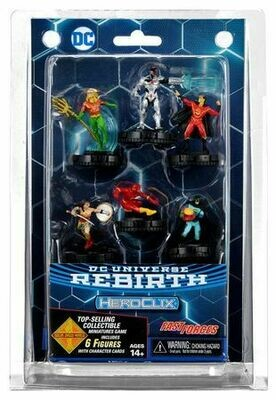 HeroClix - DC Rebirth Fast forces