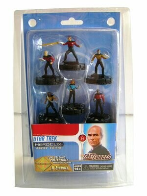 Star Trek HeroClix TNG - Resistance is futile Fast Forces