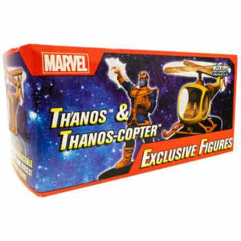 Thanos & ThanosCopter Con-Ex - Heroclix