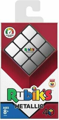 Cubo di Rubik 3x3 Metallico