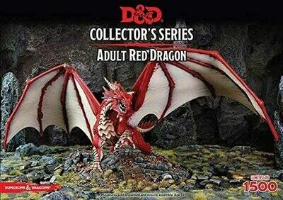 D&D Classic Miniatures - Adult Red Dragon