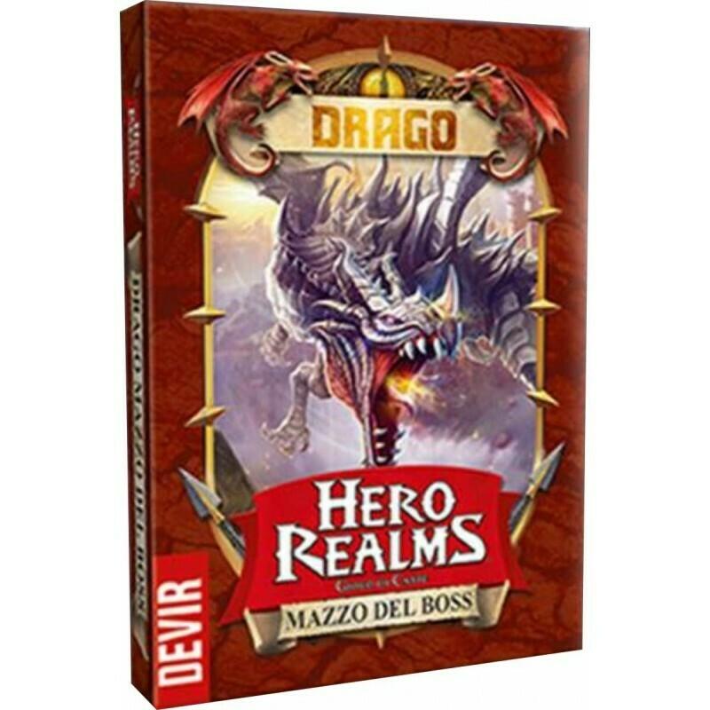Hero Realms - Drago Mazzo del Boss ITA