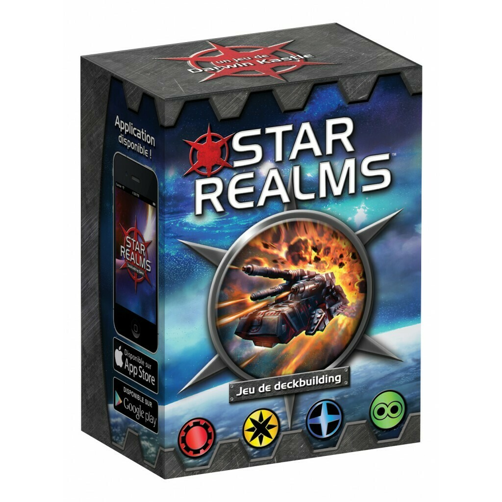 Star Realms - Colony Wars (ITA)