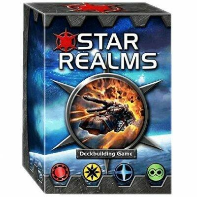 Star Realms - Gioco di Carte (ITA)