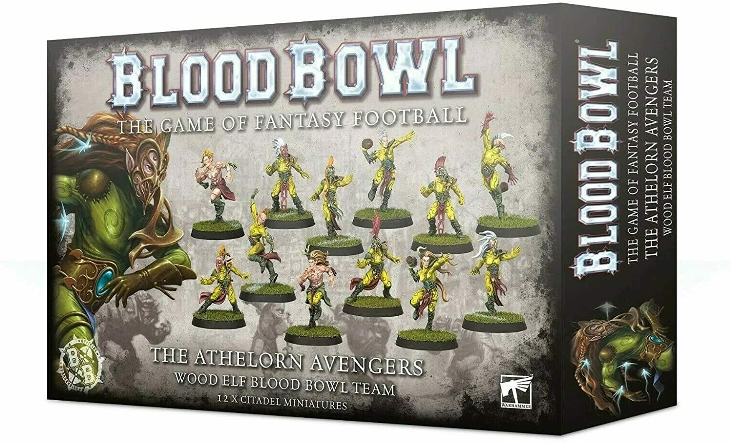 Blood Bowl - Athelorn Avengers Wood Elves (ENG)
