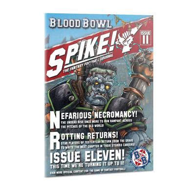 Blood Bowl - Spike! Journal Issue 11 (ENG)
