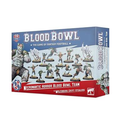 Blood Bowl - Necromantic Horror Team (ENG)