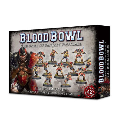 Blood Bowl - The Doom Lords (ENG)
