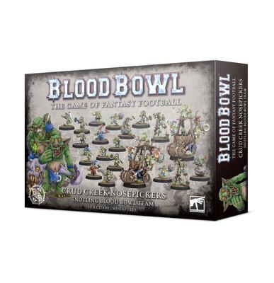 Blood Bowl - Crud Creek Nosepickers Team (ENG)