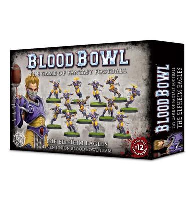 Blood Bowl - Elfheim Eagles Team (ENG)