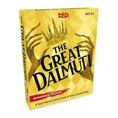 The Great Dalmuti D&D