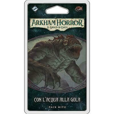 Arkham Horror LCG - Con l'Acqua alla Gola