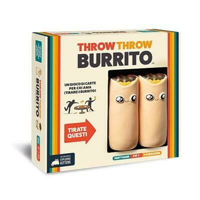 Throw Throw Burrito - Ed. Italiana
