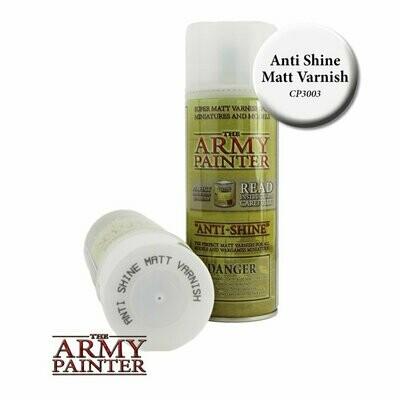 Army Painter Spray Protettivo Anti Riflesso Opaco