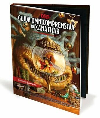 D&D Guida Omnicomprensiva di Xanathar