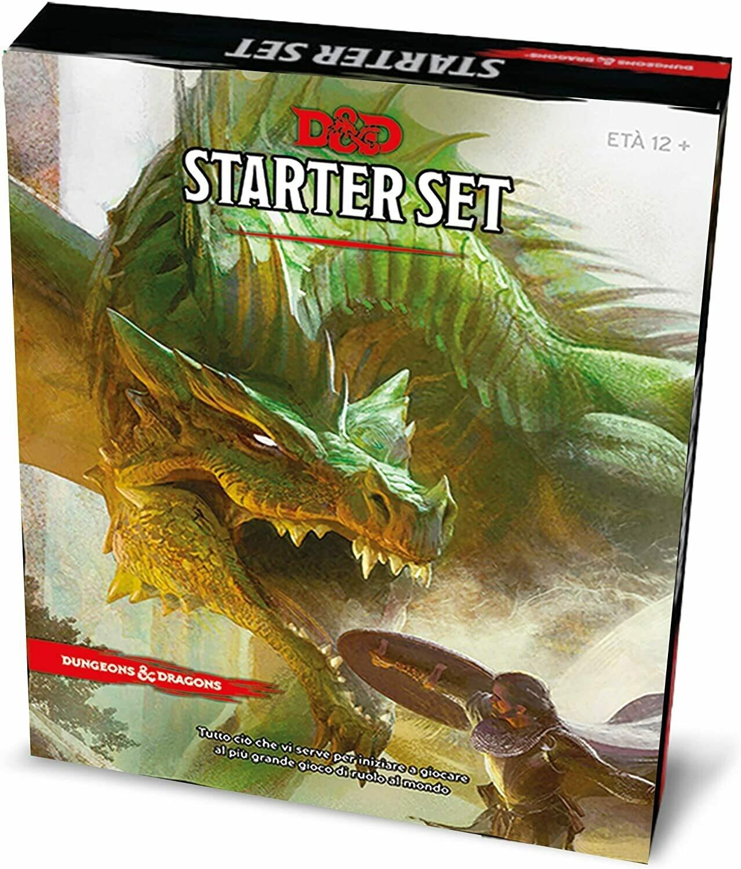 D&D Starter Set Edizione Italiana - Quinta Ed.