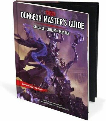 D&D Guida del Dungeon Master Edizione Italiana - Quinta Ed.