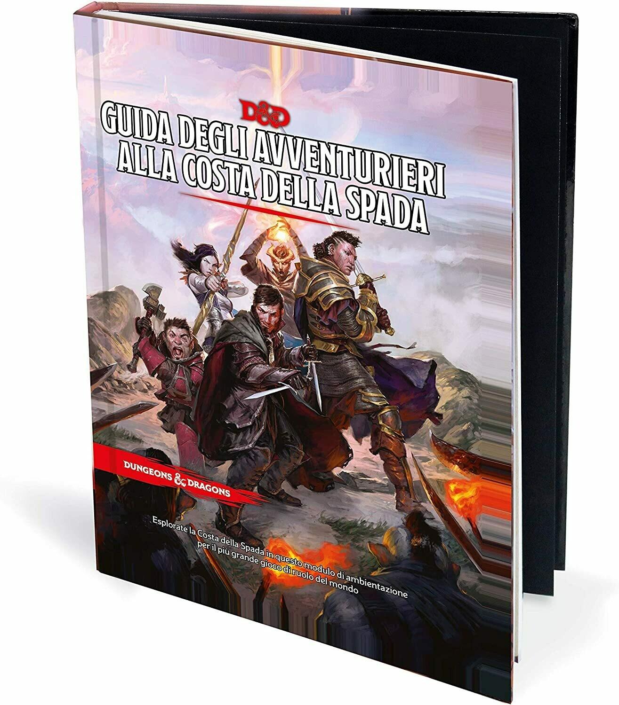 D&D Guida degli Avventurieri alla Costa della Spada