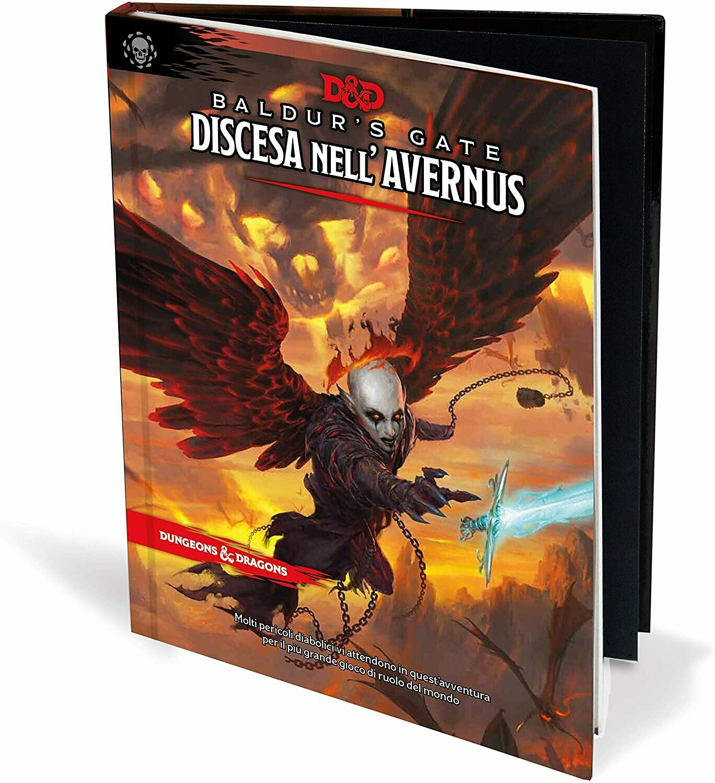 D&D Baldur's Gate: Discesa nell'Avernus Edizione Italiana - Quinta Ed.