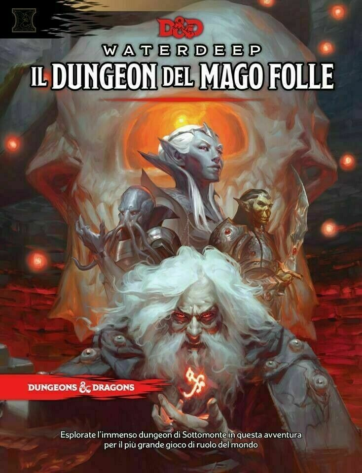 Dungeon of the Mad Mage - Quinta Ed.