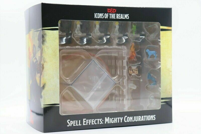 Spell Effects: Mighty Conjurations - D&D Miniatures Icons of the Realms
