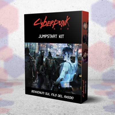 Cyberpunk Red - Jumpstart