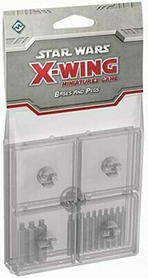 Star Wars X-Wing - Bases and Pegs
