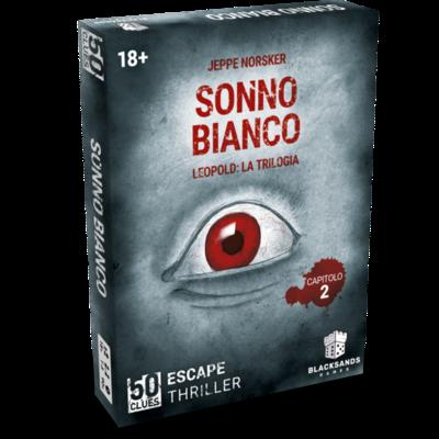 50 Clues - Leopold: 2 Sonno Bianco