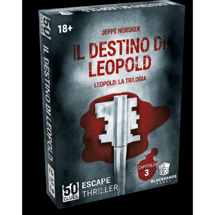 50 Clues - Leopold: 3 Il Destino di Leopold