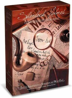 Sherlock Holmes - Consulente investigativo - Jack Lo Squartatore