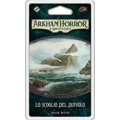 Arkham Horror LCG - Lo Scoglio del Diavolo