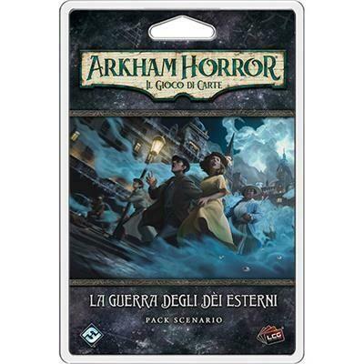 Arkham Horror LCG - La Guerra degli Dei Esterni