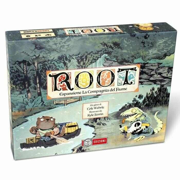 Root - Espansione: La Compagnia del Fiume