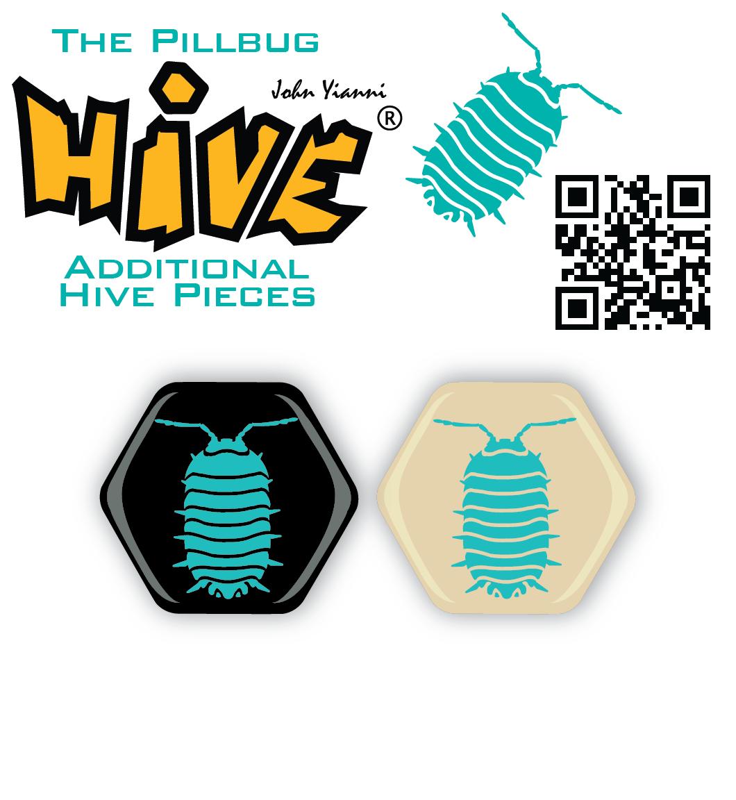 Hive - The Pillbug - Onisco