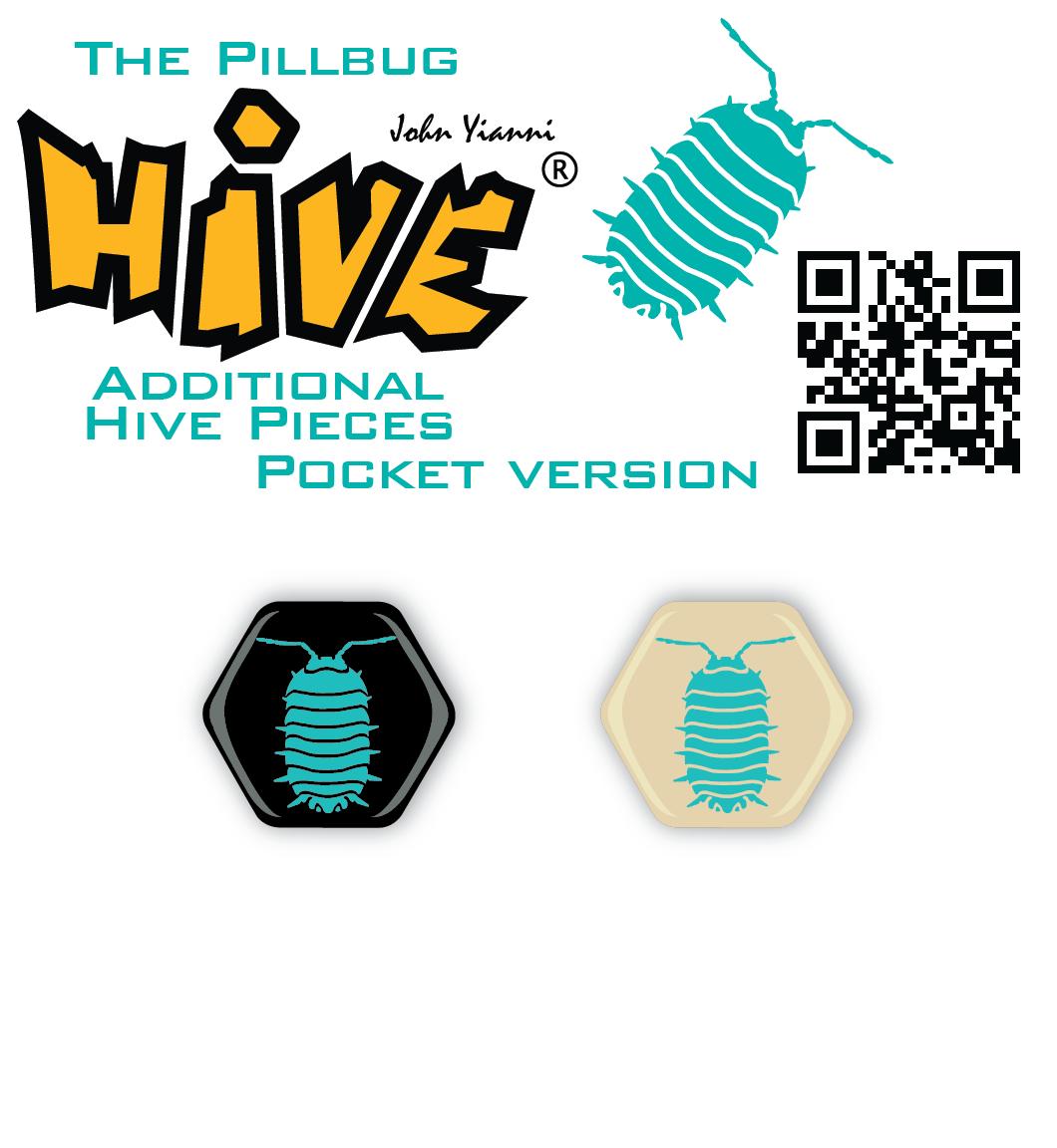 Hive Pocket - Pillbug - Onisco