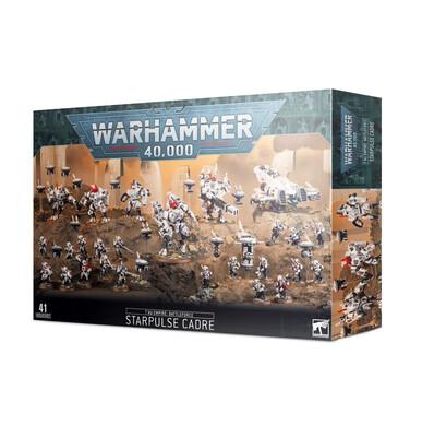 Warhammer 40000: Tau Empire Battleforce Starpulse Cadre