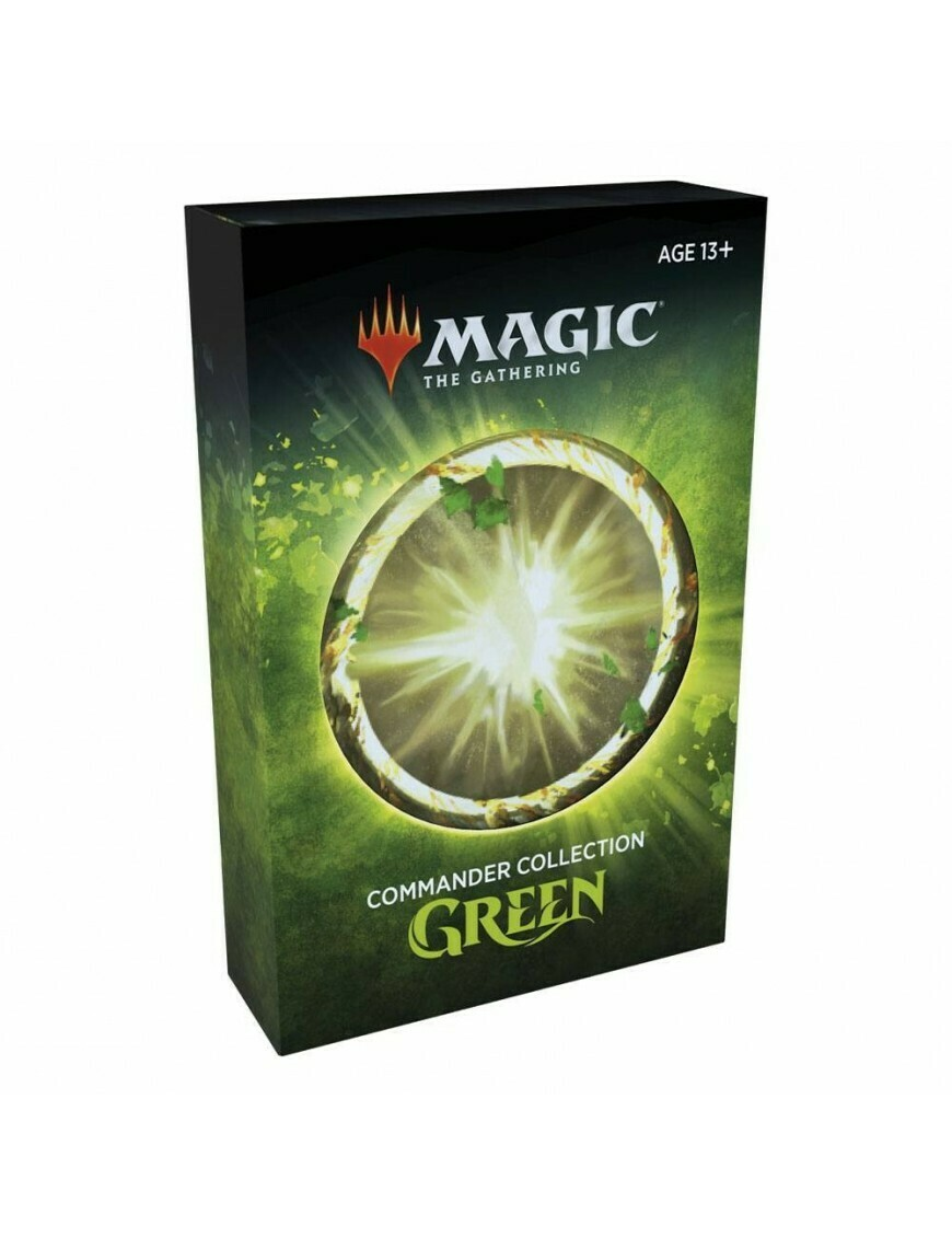 Commander Collection Green  - Magic: the Gathering