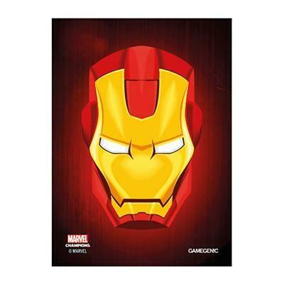 66x91 LCG Art Sleeves - Iron Man