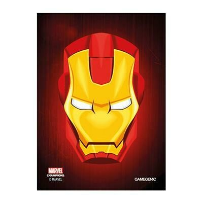66x91 LCG Art Sleeves - Iron Man