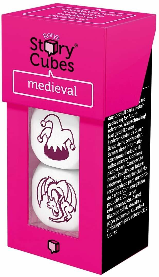 Story Cubes Medioevo