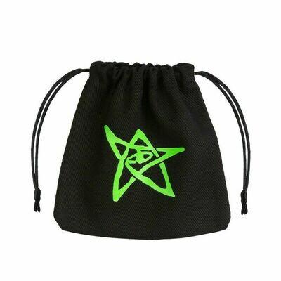 Dice Bag Call of Cthulhu Black