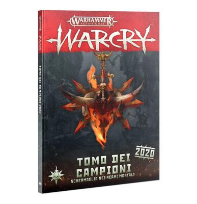 Warcry: Tomo dei Campioni - Schermaglie nei reami mortali