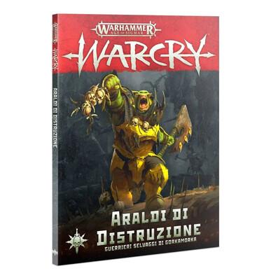 Warcry: Araldi di Distruzione - Guerrieri selvaggi di Gorkamorka